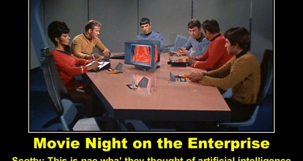 Star Trek Movie Night