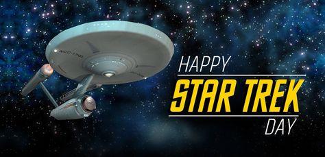 Star Trek Day is Here!